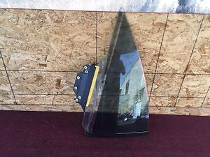 MERCEDES 49K W215 CL600 CL55 CL65 CL500 PASSENGER REAR RIGHT WINDOW GLASS OEM