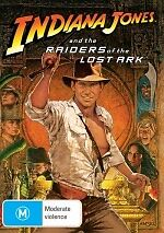 Indiana Jones and The Raiders of The Lost Ark DVD Top 250 Movies R4