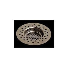Abfluss-Sieb, Edelstahl Abfluß-Sieb, Abflusssiep Stöpsel Waschbecken Verschluss