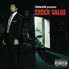 TIMBALAND - Shock Value [PA] (NEW CD, Apr-2007, Interscope)