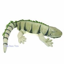 4ft Giant Iguana Lizard Soft Toy - Cuddly Plush Toy - Suitable for all ages (0+)