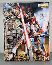 "Bandai 1/100 Mg ""Sword Impulse Gundam. Z.A.F.T. Zgmf-X56S."" Model Kit #158494"