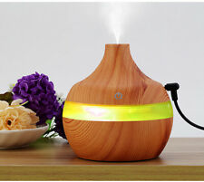 Ultrasonic Aroma Diffuser Essential Oil Humidifier Aromatherapy Purifier LED CHY
