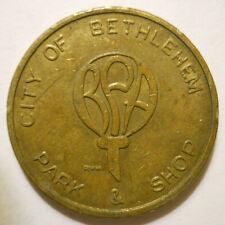 Bethlehem, Pennsylvania parking token - PA3085G