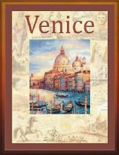 """Counted Cross Stitch Kit RIOLIS - """"Cities of the World. Venice"""""""