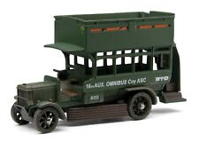 Corgi Cs90611 Old Bill Bus Ww1 Centenary Collection -