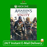 ASSASSINS CREED UNITY XBOX ONE - Instant Delivery 24/7 -DIGITAL KEY CODE