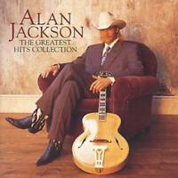 Alan Jackson : The Greatest Hits Collection CD (2001) ***NEW*** Amazing Value