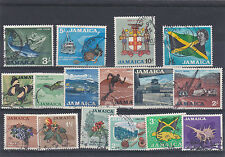 Pictorial Cancellation Used Caribbean Stamps