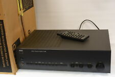 NAD C340 Stereo Integrated Amplifier with Remote - No Phono Input