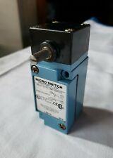 LSA1A Honeywell Micro Switch 10A 600V Heavy Duty Limit Switch NEW!
