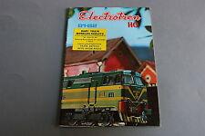 X092 ELECTROTREN Train catalogueHo1981 82 32 pages 29,7*21 cm F ESP D ANGL