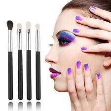 4tlg /Set Lidschatten Pinsel Blending Brush Blender Make Up Kosmetic Eyeshadow