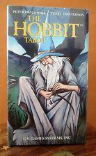 The Hobbit Tarot Card Deck - 78 Card Deck w/ Instruction Booklet - New