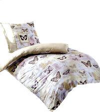 Bettwäschegarnituren Mit Schmetterlings Kissenbezug Aus 100