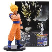Dragon Ball Z Gohan Action Figure Super Saiyan Son Goku Collectible PVC Figure