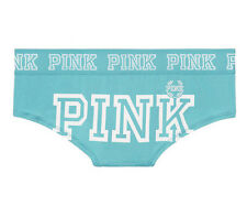 NEW Genuine PINK BY VICTORIA'S SECRET Logo Hipster Knickers Womens Size Large