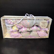OshKosh Baby Cordinates W/ Paper Dolls Crib Musical Mobile Vintage Sealed New