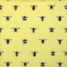 4x Paper Napkins for Decoupage Decopatch - Flying Bees