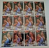 ** (Lot of 12X) VINCE CARTER 1998 Collector's EDGE Rookie Cards RC #3 #35 #45 **