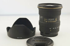 Tokina AT-X Pro AF 12-24mm F4 (IF) DX Canon Mount # 5294