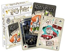 Harry Potter Locations  set of 52 playing cards + jokers (nm)
