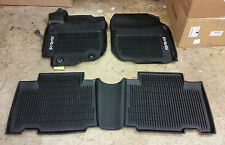 2013 2014 2015 2016 2017 TOYOTA RAV4 FLOOR LINERS ALL WEATHER MAT SET