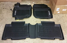 2013 2014 2015 2016 2017 2018 TOYOTA RAV4 FLOOR LINERS ALL WEATHER MAT SET