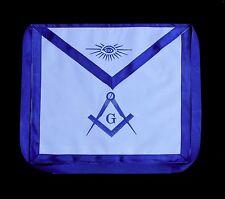 Blue Lodge Chain Collar Master Mason Apron Square Compass
