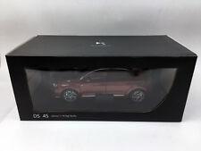 1:18 Citroen DS AUTOMOBILES DS4S DS 4S Diecast Car Model