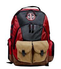 Sac à Dos Deadpool Marvel Built Up Combat Ready Tactical Backpack Bioworld