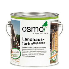 Osmo Landhausfarbe hochdeckende Holzfarbe in allen Farben ab 24,98 €/L