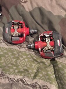 Look S2 Mountain Bike Clipless Pedals