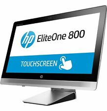 "HP EliteOne 800 G2 23"" with Touch AiO PC i5-6500 3.2GHz 8GB 512GB SSD Window 10"