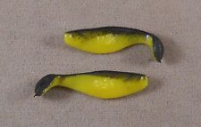 Walleye Fishing Lure 2 1/2 in. Original Mister Twister 1 Pk. Of 10 Sassy Shad