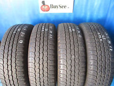 PNEUMATICI GOMME USATE 245 70 17 FUORISTRADA TOYO OPEN COUNTRY 245/70 R17-A158