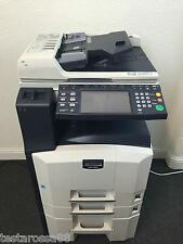 Kyocera KM3060 Monochrome Photocopier with Copy, Print & Scan Great Condition