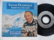 ROLAND DUCHESNE Savoie Olympique Albertville Olympie Jeux Olympiques RD93