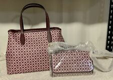 """Authentic Kate Spade Small Tote & Crossbody Bag """"Spade Link"""" SET."""