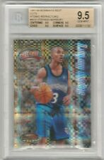 Stephon Marbury 1997-1998 Bowmans Best Atomic Refractor BGS 9.5 GEM *POP5* Topps