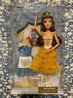 New Princess Belle Ballet Doll - Disney Beauty and the Beast