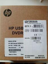 REGRABADORA DVD HP EXTER MODEL:GP70N - F2B56AA - HP P/N: 864979-001 - 747080-001