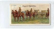(Ja8303-100)  PLAYERS,ARMY LIFE,FIELD WAGGONS,1910#2