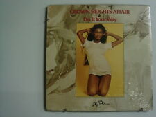 CROWN HEIGHTS AFFAIR Do It Your Way LP SEALED DE-LITE DEP-2022 Orig Gatefold CVR