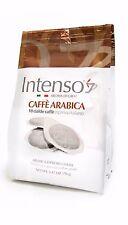 120 intenso arábica ese 44mm Suave/Suelto café vainas (Libre P&p)