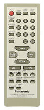 Panasonic RX-ES29E-S Genuine Original Remote Control