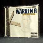 Warren G - I Shot The Sheriff - music cd EP