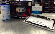 KENWOOD DNN991HD + B-NIGHT VISION CAMERA + SIRIUS TUNER + STEERING WHEEL CONTROL