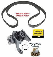 FOR JEEP CHEROKEE 2.8TD 9/2004 - 6/2008 NEW WATER PUMP KIT & TIMING CAM BELT