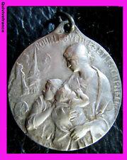 MED1779 - MEDAILLETTE VEUVES & ORPHELINS DIJON 1914-1915 par BARGAS